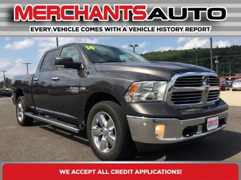 Pre-Owned 2014 Ram 1500 Big Horn Four Wheel Drive Pickup Truck