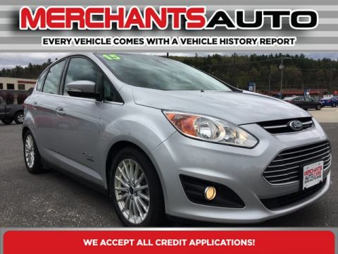 Pre-Owned 2015 Ford C-Max Energi SEL Front Wheel Drive Hatchback