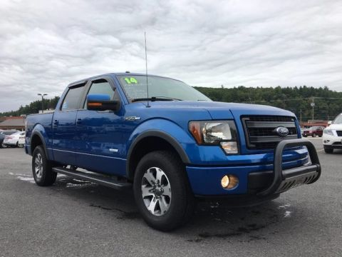 Pre-Owned 2014 Ford F-150 FX4 Off Road Four Wheel Drive Pickup Truck