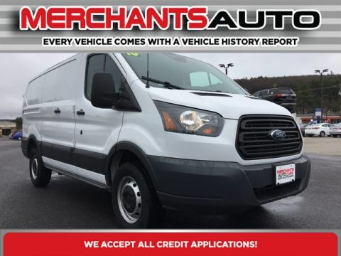 Pre-Owned 2016 Ford Transit Cargo Van  Rear Wheel Drive Minivan/Van
