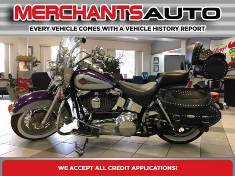 Pre-Owned 2001  Heritage Softail Classic  Other