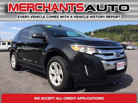 Pre-Owned 2014 Ford Edge SEL FWD 4D Sport Utility