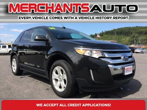Pre-Owned 2014 Ford Edge SEL Front Wheel Drive SUV