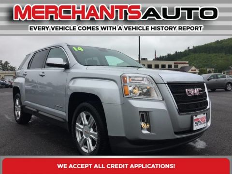 Pre-Owned 2014 GMC Terrain SLE All Wheel Drive SUV