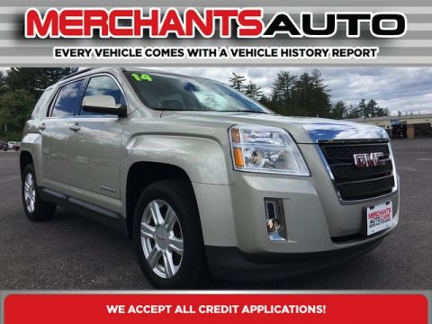 Pre-Owned 2014 GMC Terrain SLT All Wheel Drive SUV