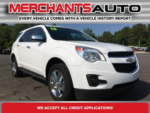 Pre-Owned 2015 Chevrolet Equinox LT Front Wheel Drive SUV