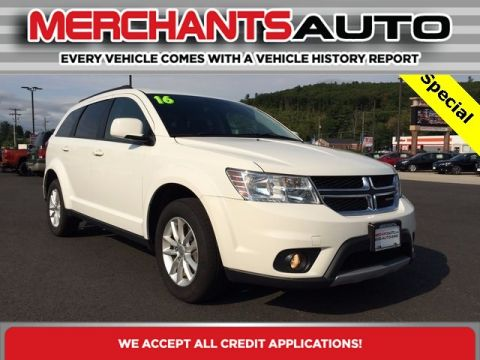 Pre-Owned 2016 Dodge Journey SXT All Wheel Drive SUV