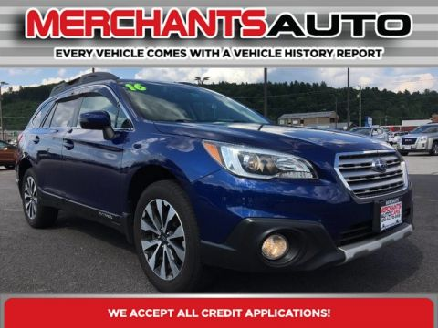 Pre-Owned 2016 Subaru Outback 2.5i Limited All Wheel Drive SUV