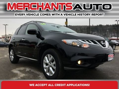Pre-Owned 2014 Nissan Murano SL AWD
