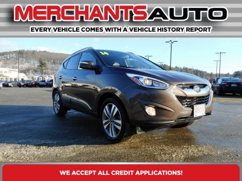 Pre-Owned 2014 Hyundai Tucson Limited AWD