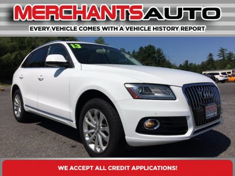 Pre-Owned 2013 Audi Q5 Premium Plus All Wheel Drive SUV