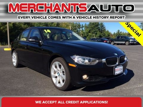 Pre-Owned 2014 BMW 3 Series 335i xDrive All Wheel Drive Sedan