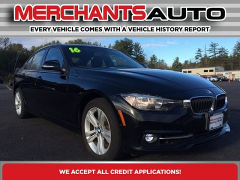Pre-Owned 2016 BMW 3 Series 328i xDrive All Wheel Drive Sedan