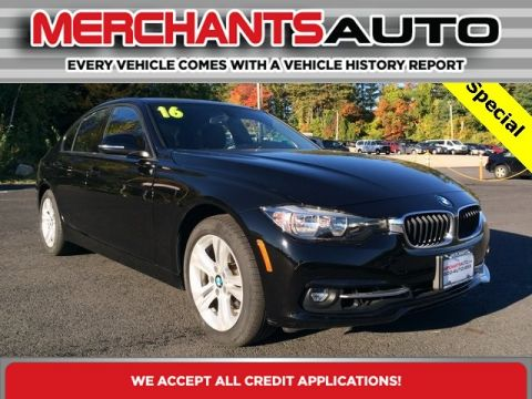 Pre-Owned 2016 BMW 3 Series 328i xDrive All Wheel Drive 4dr Car