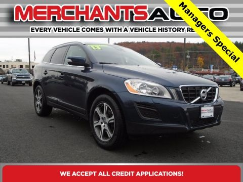 Pre-Owned 2013 Volvo XC60 T6 AWD