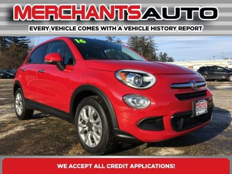 Pre-Owned 2016 FIAT 500X Easy FWD 4D Sport Utility
