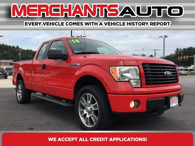Pre owned 2014 ford f 150 stx super cab in hooksett 48326 pre owned 2014 ford f 150 stx sciox Images