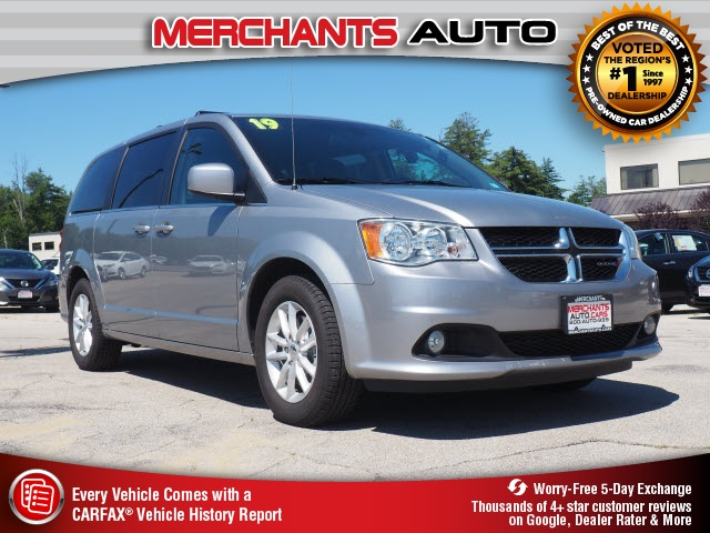 Used 2019 Dodge Grand Caravan In Hooksett 55916 Merchants Auto