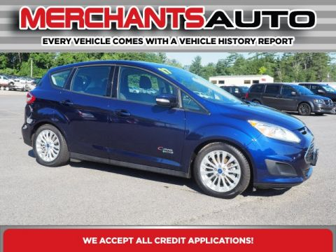 Pre-Owned 2017 Ford C-Max Energi SE FWD 4D Hatchback