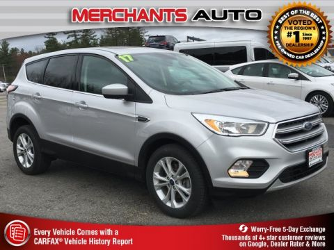 Used 2017 Ford Escape SE FWD 4D Sport Utility