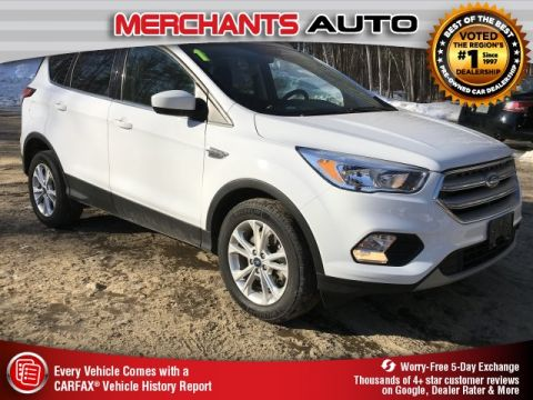 Used 2018 Ford Escape SE 4WD
