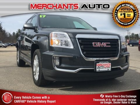 Used 2017 GMC Terrain SLE-2 AWD