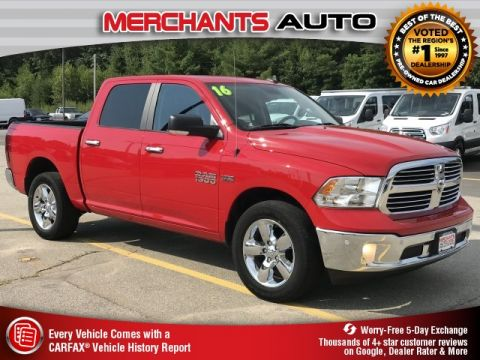Used 2016 Ram 1500 Big Horn 4WD