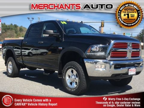 Used 2014 Ram 2500 Power Wagon 4WD