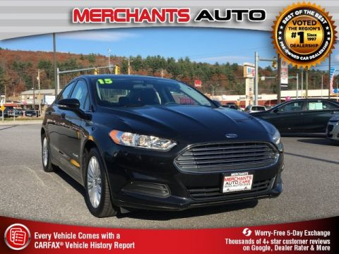 Pre-Owned 2015 Ford Fusion Hybrid SE FWD 4D Sedan