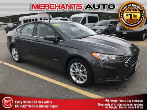 Used 2019 Ford Fusion Hybrid SE with Navigation