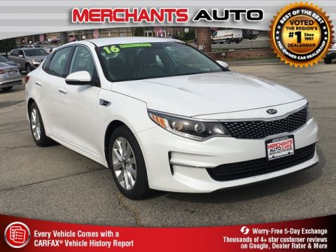 Used 2016 Kia Optima EX FWD 4D Sedan