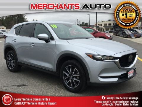 Used 2018 Mazda CX-5 Touring FWD 4D Sport Utility