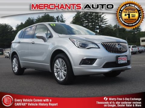 Pre-Owned 2017 Buick Envision Preferred