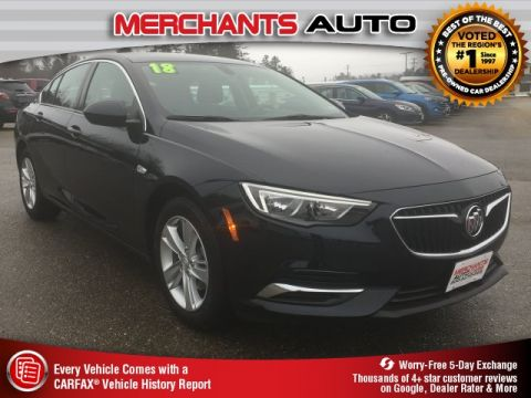 Used 2018 Buick Regal Preferred FWD 4D Hatchback