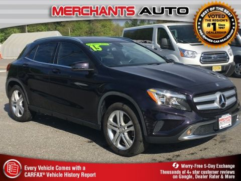 Used 2015 Mercedes-Benz GLA GLA 250 4MATIC® 4D Sport Utility