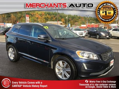 Pre-Owned 2017 Volvo XC60 T5 Inscription AWD